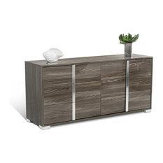Modern Grey Dresser