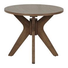 Waltham Walnut Side Table