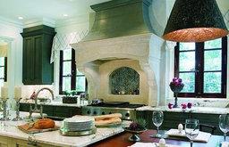 The Toulouse Kitchen Range Hood- Francois & Co.