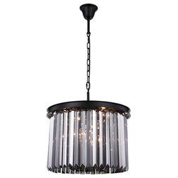 Transitional Pendant Lighting by Elegant Furniture & Lighting