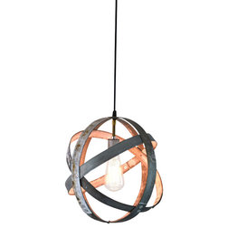 Industrial Pendant Lighting by Wine Country Craftsman
