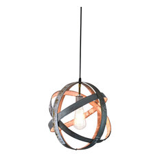 wine country craftsman barrel ring pendant lantern pendant lighting cage pendant lighting