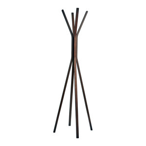 """Adesso WK3809 Toby 68"""" Tall 4 Hook Coat Rack"""