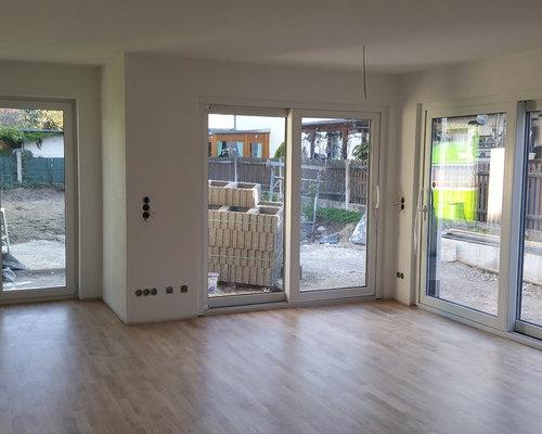 neubau in m nchen fenster t ren sonnenschutz sch co si 82. Black Bedroom Furniture Sets. Home Design Ideas