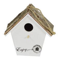 Enjoy Your Life Decorative Birdhouse, Small