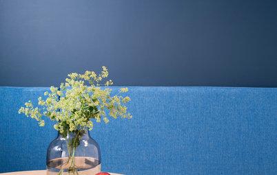 Tendances couleurs : Le retour du bleu denim