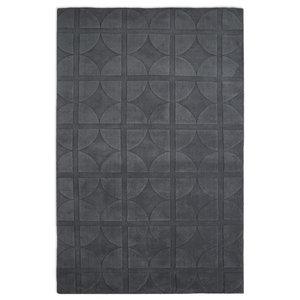 Universal Rug, Dark Grey, 120x170 cm