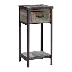 Gallerie Decor   Soho Accent Table   Side Tables And End Tables