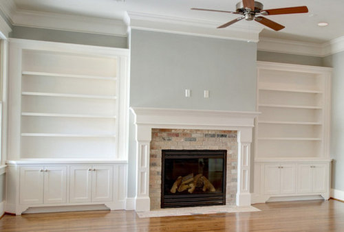 dimensions of fireplace surround
