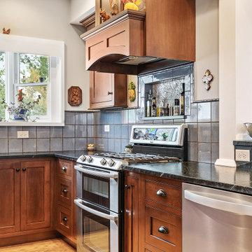 Kitchen & Partial Interior Remodel