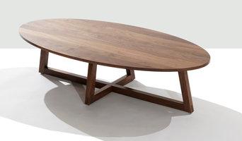 Finn Oval Coffee Table