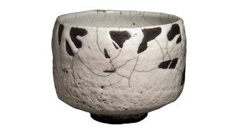 Ferguson Raku Chawan Tea Bowl Teabowl