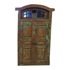 Mogul interior - Consigned Terrace Doors Architectural Rajasthani Rustic Reclaimed Doors - Interior Doors