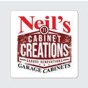 Neilu0027s Garage Cabinets