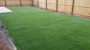 Bend Oregon Artificial Turf Install