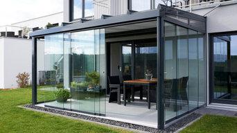 Innovationen aus Glas und Metall