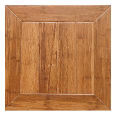 Engineered Parquet Bamboo Flooring, Monticello, Set of 10