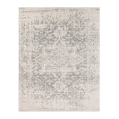 "Surya Harput HAP1024 Neutral/Gray Area Rug, 7'10""x10'3"" Rectangle"