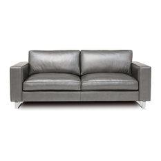 Eleanor Rigby Leather Soho Handmade Sofa Sofas