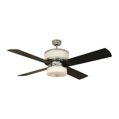 "craftmade.com - Craftmade MO56CH4 56"" Ceiling Fan with Blades and Light Kit - Ceiling Fans"
