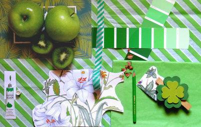 Colore del Mese: Verde Mela (o Verde Houzz!)