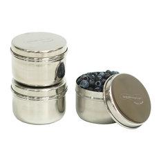 Modern Kitchen Jars modern kitchen canisters and jars | houzz
