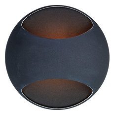 Maxim Lighting International   Wink Wall Sconce, Black   Wall Sconces