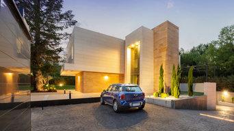 Fotógrafo de arquitectura en Madrid