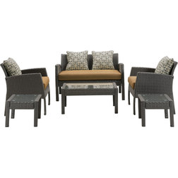 Awesome Tropical Outdoor Lounge Sets by Almo Fulfillment Services