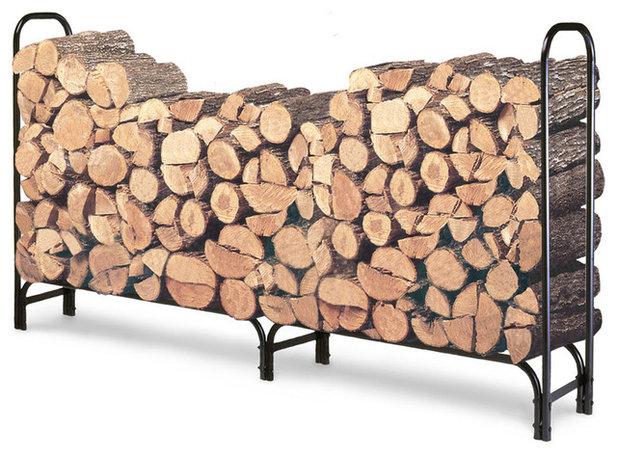 Transitional Firewood Racks By Shop Chimney