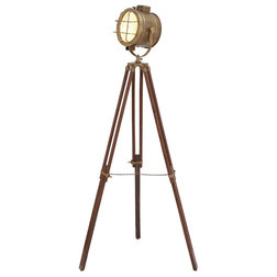 Rustic Floor Lamps by Urban Designs, Casa Cortes