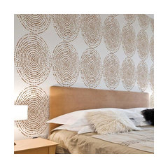 50 Most Popular Raised Plaster Stencils For 2019 Houzz