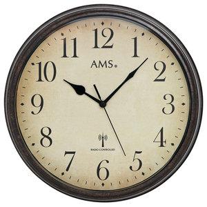 Loukios Radio Controlled Outdoor Wall Clock