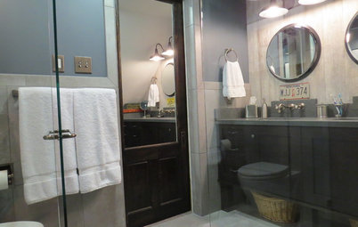 See the Clever Tricks That Opened Up This Master Bathroom