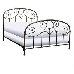 Fancy Mediterranean Bed Frames by Hilton Furnitures