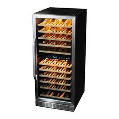 Newair Dual Zone 116-Bottle Wine Cooler