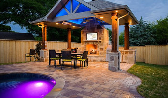 Outdoor Kitchens, Fire features & More
