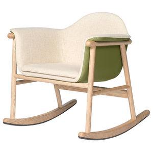 Gago Sleepy Green Armchair