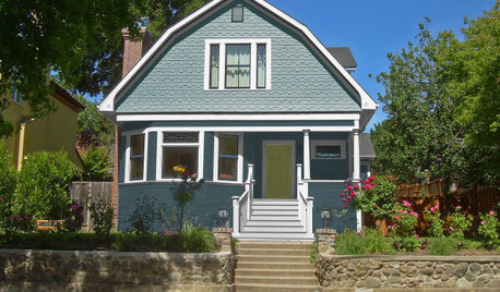 See How 5 Color Palettes Look on 1 Charming Exterior
