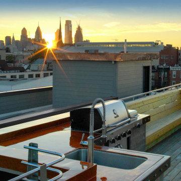 Urban Roof Deck