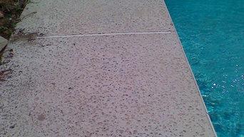 Decorative Pool Decks