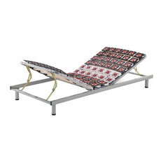 Star Manual Bed Base, Single