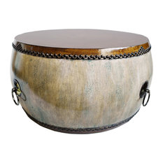 MIX   Mongolian Drum Coffee Table   Coffee Tables