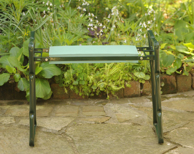 Vintage Traditional Potting Benches by Charleston Gardens