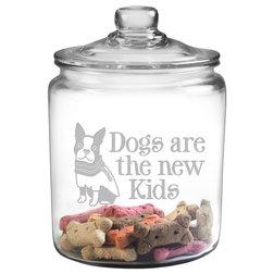 Contemporary Pet Bowls And Feeding by Susquehanna Glass Company