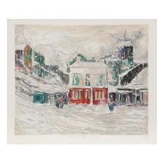"""Montmarte"" Artwork"