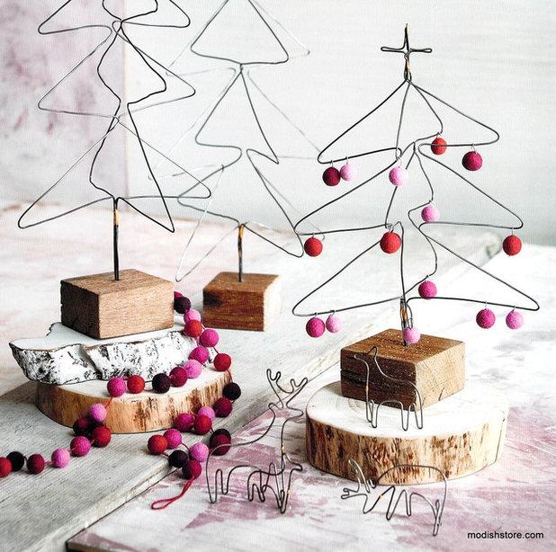Fotojagd: Ungewöhnliche Weihnachtsbaum mit Ihren Händen — 42 Ideen ...