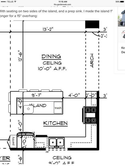 New Construction Kitchen Layout Help