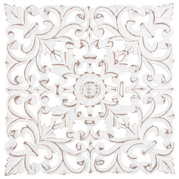 Farmhouse Wall Accents by Madeleine Home Inc.
