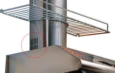 Естественная вентиляция: Как должна работать вытяжка на кухне